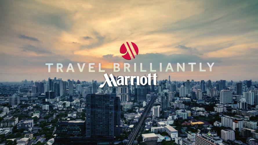 Marriott – Travel Brilliantly, Market Strategically